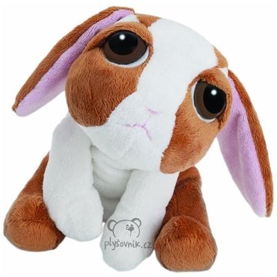 Plyšová hračka: Menší králíček Nibbles plyšový | Suki Gifts