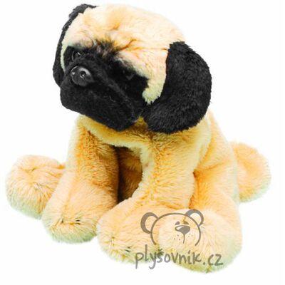 Plyšová hračka: Menší mops plyšový   Suki Gifts