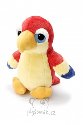 Plyšová hračka: Menší papoušek Polly plyšový | Russ Berrie
