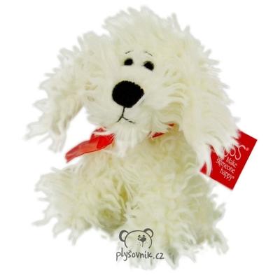 Plyšová hračka: Menší pes Curly plyšový | Russ Berrie