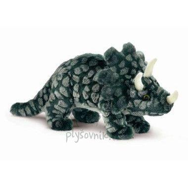 Plyšová hračka: Menší triceratops plyšový | Russ Berrie