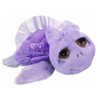 Plyšová hračka: Menší želva Ribbons baletka plyšová | Suki Gifts