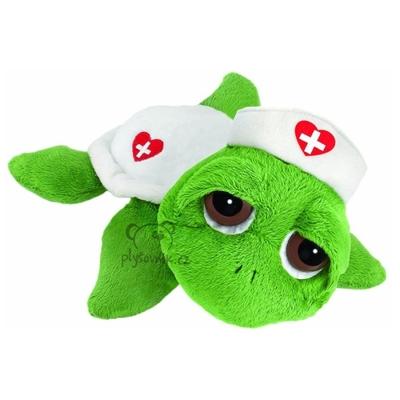 Plyšová hračka: Menší želva Rocky sestřička plyšová | Suki Gifts