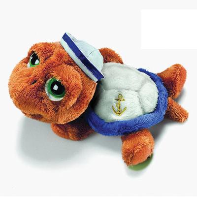 Plyšová hračka: Menší želva Sailor námořník plyšová   Russ Berrie