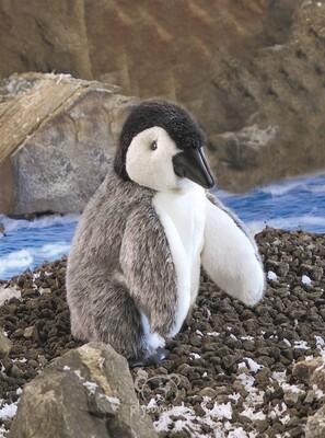 Plyšová hračka: Mládě tučňák plyšové | Folkmanis