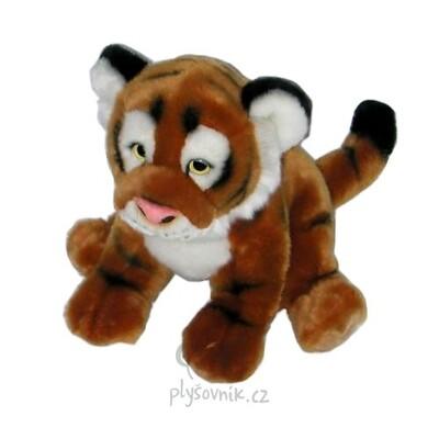 Plyšová hračka: Mládě tygra plyšový | Global Express