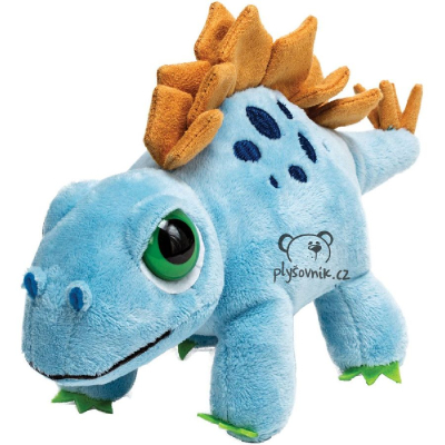 Plyšová hračka: Modrý Stegosaurus plyšový | Suki Gifts