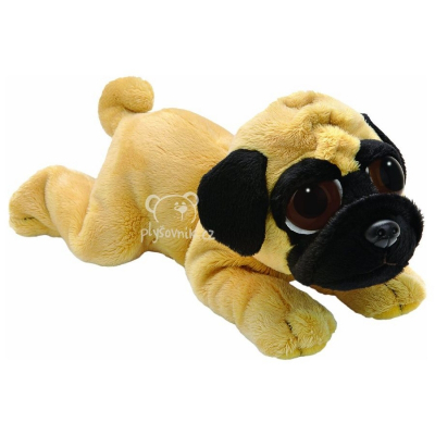 Plyšová hračka: Mopslík Pippin plyšový | Suki Gifts
