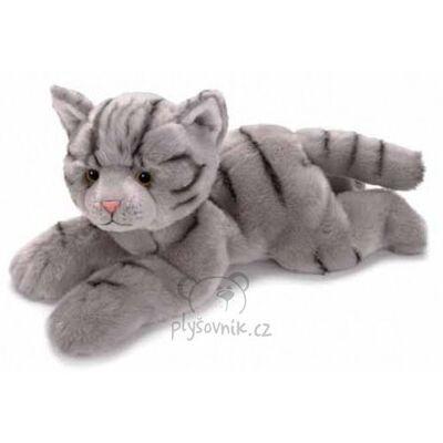 Plyšová hračka: Mourovatá kočička Oskar plyšová | Russ Berrie