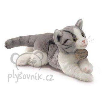 Plyšová hračka: Mourovatá kočka plyšová | Russ Berrie