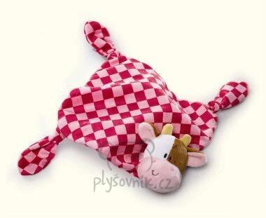 Plyšová hračka: Muchláček kravička plyšový | Russ Berrie