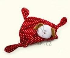 Plyšová hračka: Muchláček pejsek plyšák | Russ Berrie