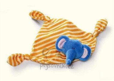 Plyšová hračka: Muchláček slon plyšák | Russ Berrie