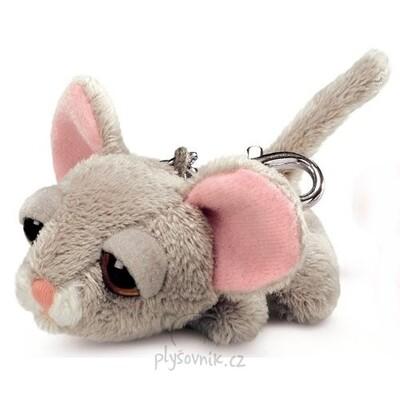 Plyšová hračka: Myška Blossom klíčenka plyšová | Russ Berrie
