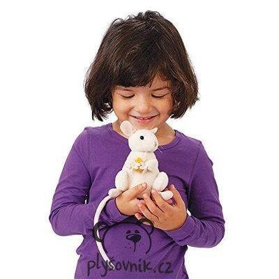 Plyšová hračka: Myška Hryzalka plyšová | Folkmanis