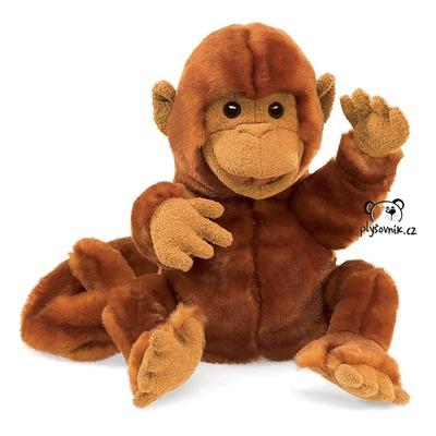 Plyšová hračka: Opice plyšová | Folkmanis