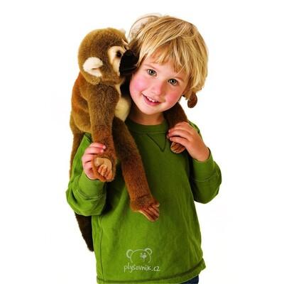Plyšová hračka: Opice saimiri plyšová | Folkmanis
