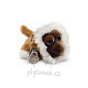 Plyšová hračka: Opička Kimbo klíčenka plyšová | Russ Berrie