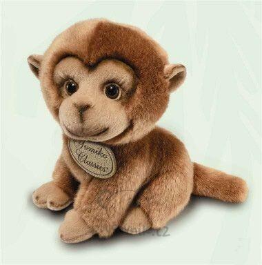 Plyšová hračka: Opička Yomiko Classics plyšová | Russ Berrie