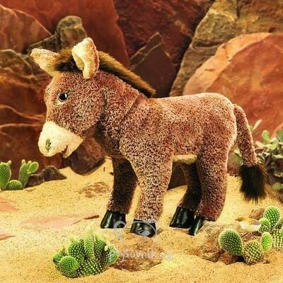 Plyšová hračka: Oslík plyšový | Folkmanis