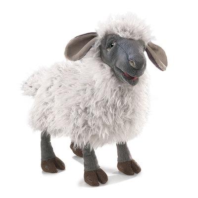 Plyšová hračka: Ovce Wensleydale plyšová | Folkmanis