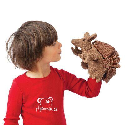 Plyšová hračka: Pásovec třípásý plyšový | Folkmanis