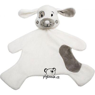 Plyšová hračka: Pejsek Hektor usínaček plyšový | Suki Gifts