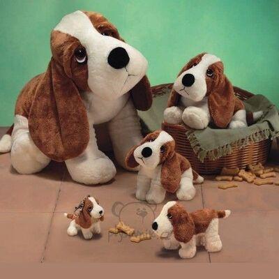 Plyšová hračka: Pes Hush menší plyšový | Russ Berrie