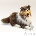 plyšák Dlouhosrstá kolie Lassie