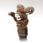 plyšák Maňásek ovce