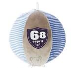 plyšák Modrý míč