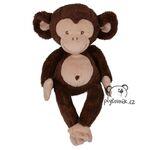plyšák Opice Bernard, plyšová hračka