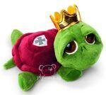 plyšák Želva Shecky princ, plyšová hračka