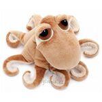 plyšová Chobotnice Octopus menší, plyšová hračka