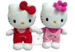 plyšová Hello Kitty s přísavkou, plyšová hračka