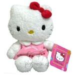 plyšová Hello Kitty se schránkou, plyšová hračka