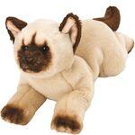 plyšová Himalájská kočka, plyšová hračka