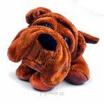 plyšová Klíčenka pes Puddie, plyšová hračka