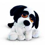 plyšová Klíčenka pes Winston, plyšová hračka