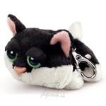 plyšová Kočka Loki klíčenka, plyšová hračka