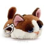 plyšová Kočka Maggie klíčenka, plyšová hračka