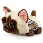 plyšová Kočka Seonmi klíčenka, plyšová hračka