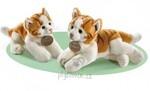 plyšová Kočka Tabby menší, plyšová hračka