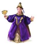 plyšová Královna