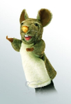 plyšová Maňásek myš, plyšová hračka