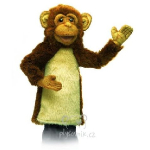 plyšová Maňásek opice, plyšová hračka