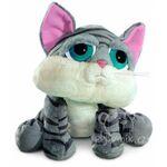 plyšová Menší kočka Jasmine, plyšová hračka