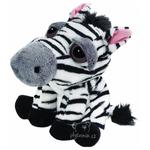 plyšová Menší zebra Craigee, plyšová hračka