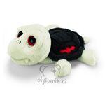 plyšová Menší želva Fangs upír, plyšová hračka