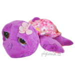 plyšová Menší želva Petal, plyšová hračka